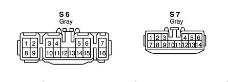 Stereo wiring land cruiser lx 470 (1998 02) tlc faq Radio Wiring Diagram Audio Wiring Drawing Audio Wiring Diagrams