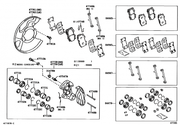 service manual  2007 toyota land cruiser brake fuse manual