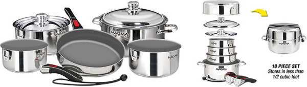 Our Awesome Cookware Set from Magma